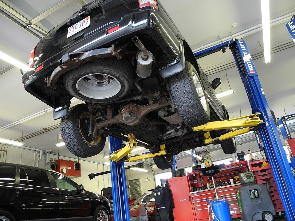 Set Up Dubai Business for Maintenance and Repair of Vehicles